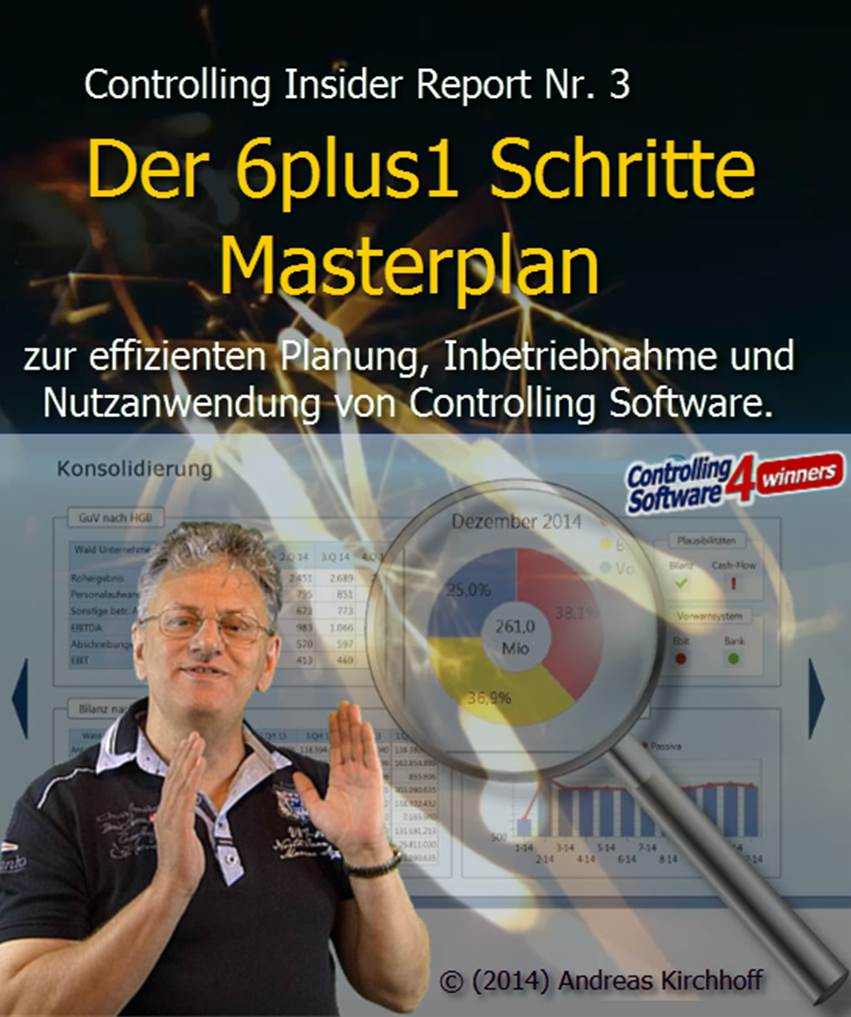 Zum Download Controlling Insider Report Nr. 3