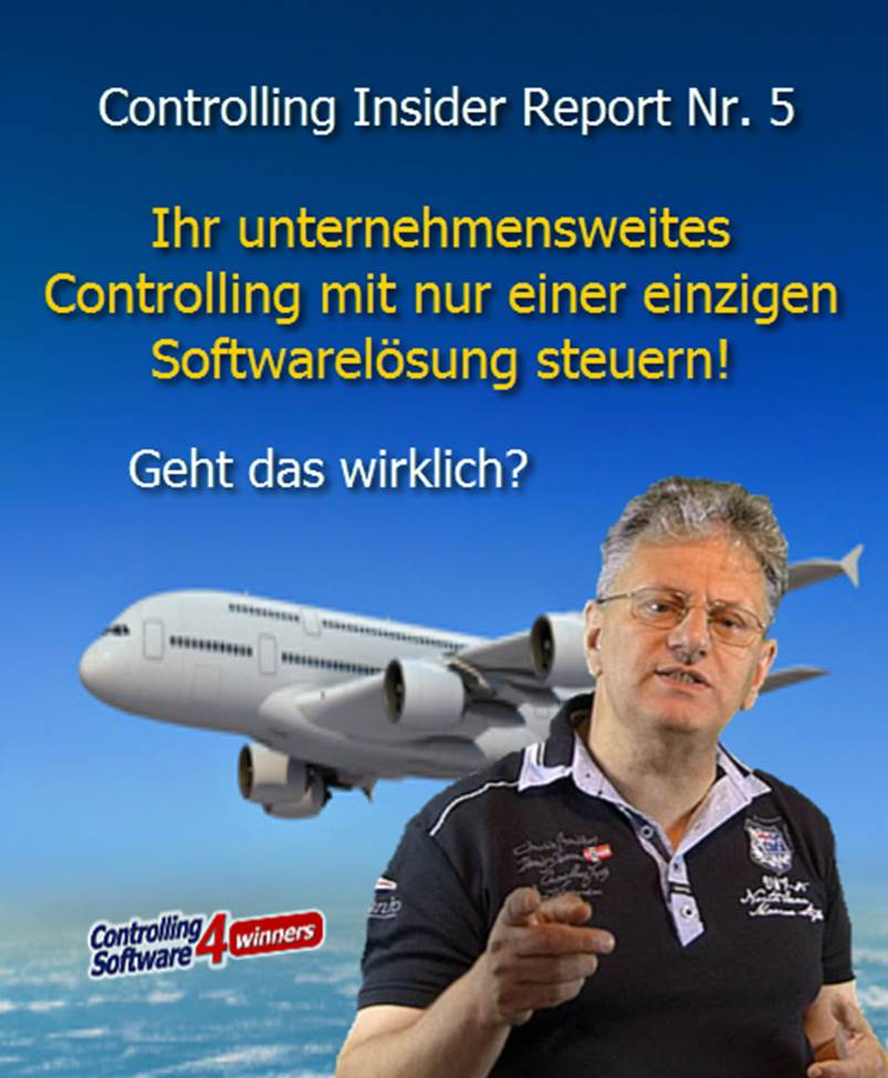 Controlling Insider Report Nr. 5